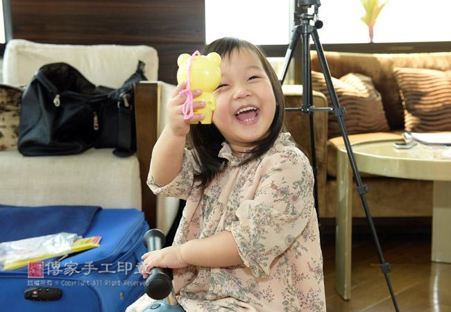 親人也可以一起入鏡拍照照