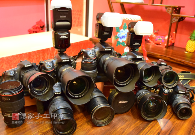 嚴選Nikon頂級全片幅單眼數位相機圖