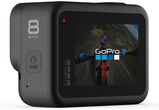 GORRO動態運動攝影機錄製抓周圖