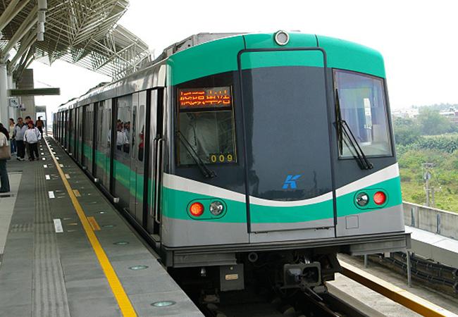 搭乘台北捷運